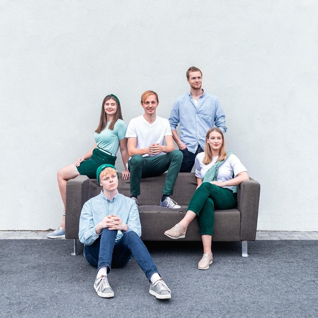 Team Skjærgårds tar med seg Kompis på veien!