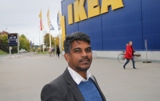 IKEA ute