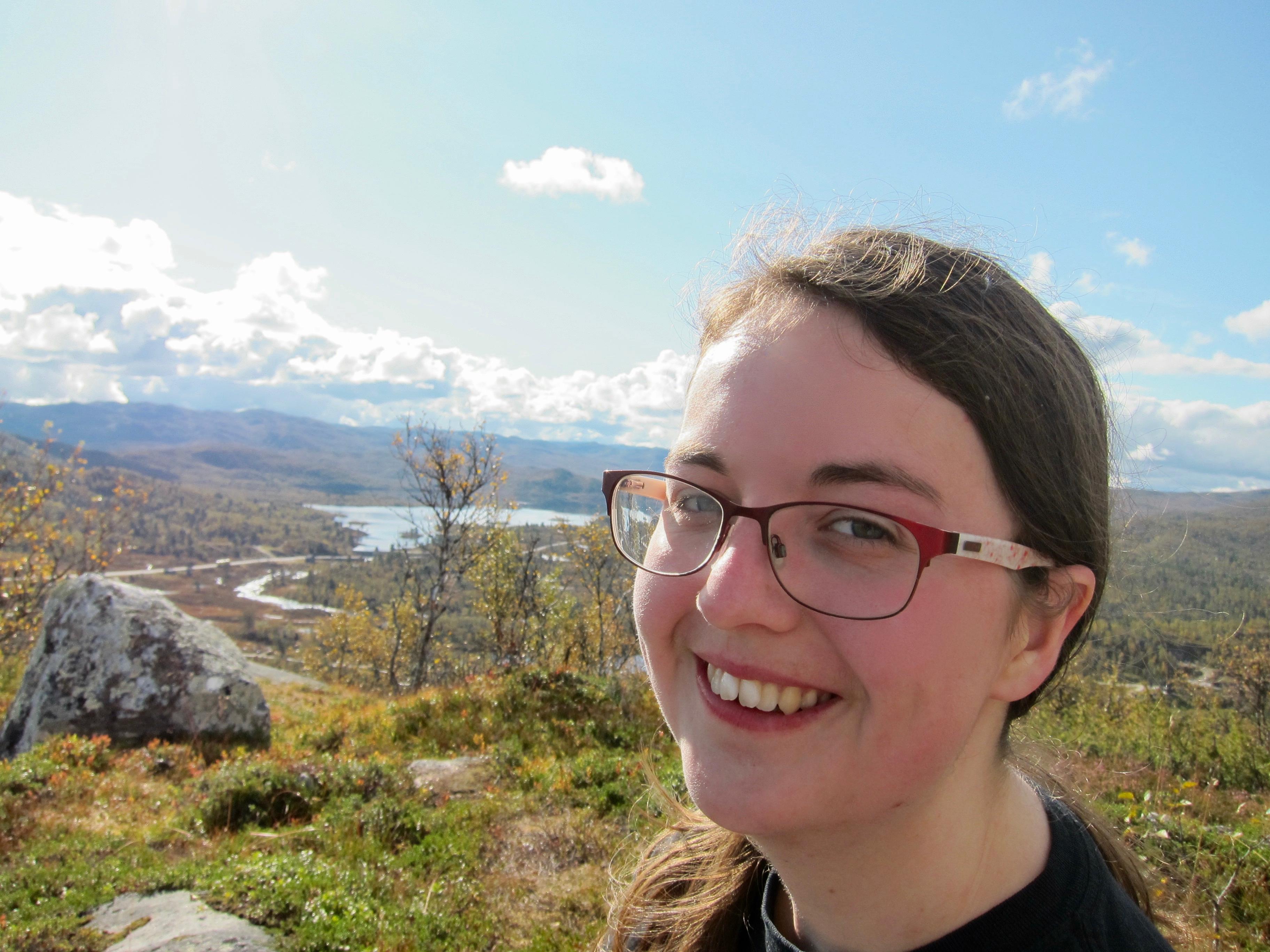 Månedens Kompis: Marta Sofie Norheim Tvetene