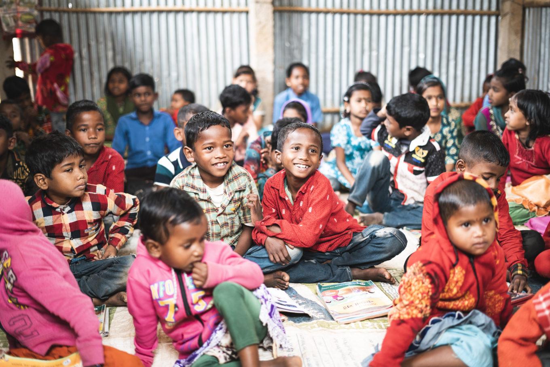 Kompis booster flere utdanningsprosjekter i Bangladesh